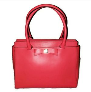 Kate Spade Holly Street Ashton in Pink leather
